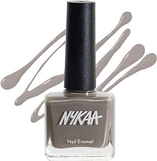 Nykaa Nude Nail Enamel Collection Earl Grey Tea Cake (Shade No. 57)