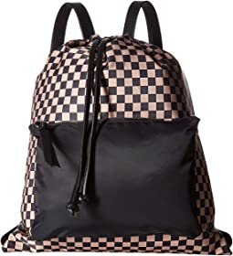 Tuscany Black Checker