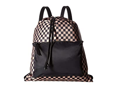 Vans Cali Native Backpack (Tuscany Black Checker) Backpack Bags