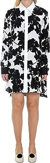 MaxMara Sportmax Women's Shock Floral Printed Silk Shirt Dress