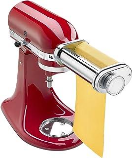 KitchenAid RKSMPSA Pasta Roller Sheet Attachment For All KitchenAid Mixers (Renewed)