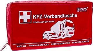 KFZ Verbandtasche Rot nach DIN 13164 2014