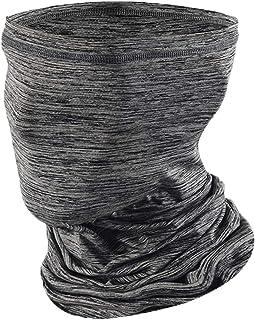 Protector UV para el cuello de la cara bufanda reutilizable mágica cubierta facial transpirable Bandana pasamontañas