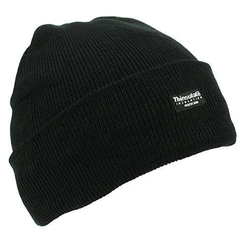 Mens Thinsulate Thermal Winter Hat a5cd32b703b