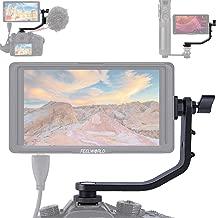 Tilt Arm Shoe Mount L Bracket DSLR Camera Field Monitor 4.5-5.7