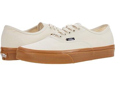 Vans Authentic ((Gum) Oatmeal) Skate Shoes