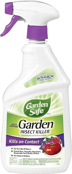 Garden Safe Brand Multi Purpose Garden Insect Killer Ready To Use 24 Ounce