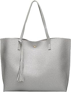 Fueerton Damen Handtasche Schultertasche Shopper Taschen Umhängetasche