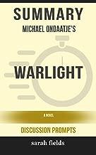 Summary: Michael Ondaatje's Warlight: A Novel