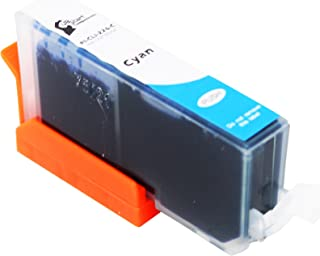 Replacement Canon PIXMA iX6520 Printer Cyan Ink Cartridge - Compatible Canon CLI-226 Cyan Ink Tank (Canon 226)