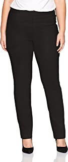 NYDJ Women's Plus Size Ponte Trouser
