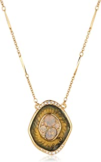 Guess Pendant Necklaces for Women,Stainless Steel - UBN31218N