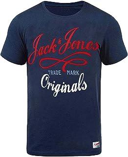 JACK & JONES Jornew Quay Tee Print Men's T-Shirt