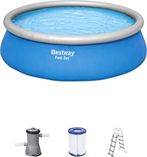"""Bestway Steel Pro MAX 12' x 39.5""""/3.66m x 1.00m Pool Set"""