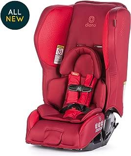 Diono Rainier 2AX Convertible Car Seat, Red