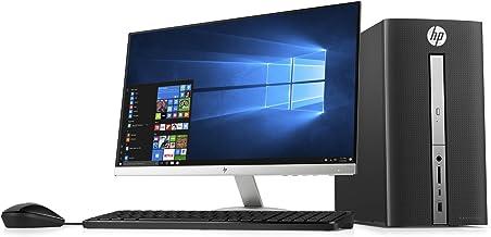 Newest HP Flagship Pavilion 570 High Performance Desktop PC and 23in Monitor Bundle - Intel Core i3-7100 3.9 GHz, 8GB RAM, 1TB HDD 7200 RPM, DVD Burner, Bluetooth, Win 10 (Renewed)