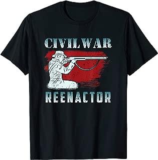Civil War Reenactment Shirt & Gift