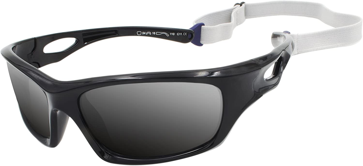 VATTER Silica Gel Unbreakable Polarized lowest price Sport Sunglasses For Excellence Kid