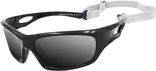 VATTER Silica Gel Unbreakable Polarized Sport Sunglasses For Kids Boys Girls Youth