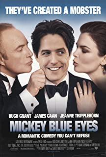 Mickey Blue Eyes 1999 Authentic 27