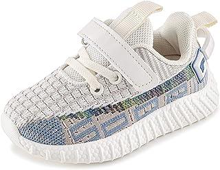 Bébé Filles Garçons Chaussures Souple Enfant Chaussures Premiers Pas EU20-30