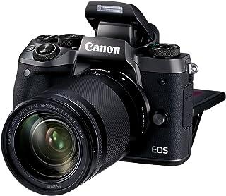 Canon EOS M6 M18-150Mm Fotoğraf Makinesi, Full HD (1080p), Siyah, 2 Yıl Canon Eurasia Garantili