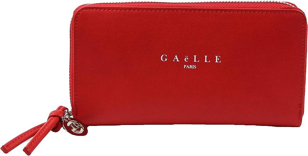 Gaelle portafoglio da donna porta carte di credito in pelle sintetica GBDA2172