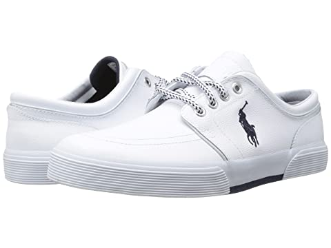 4adab87eb Polo Ralph Lauren Faxon Low at Zappos.com