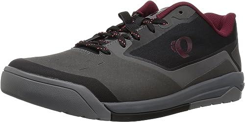 Pearl iZUMi Wohommes W X-ALP Launch Cycling chaussures, noir Smoked, 40.5 M EU (8.8 US)