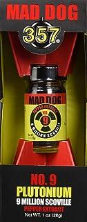 357 Mad Dog Plutonium 9 Mio. Scoville - Chili Pepper Extrakt - 28g Schärfe 10