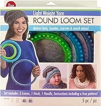 Boye Lt Wt Loom Round Set Light Weight Yarn
