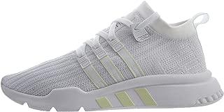 adidas Men's EQT Support MID ADV PK White/White/Energy Ink Shoes - B37455