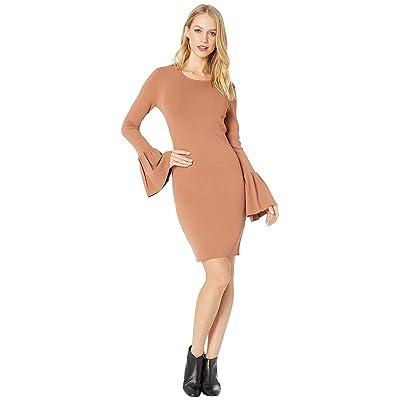 Bardot Arabella Dress (Chestnut) Women