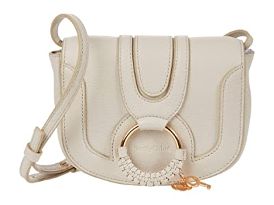 See by Chloe Mini Hana Bag (Cement Beige) Handbags
