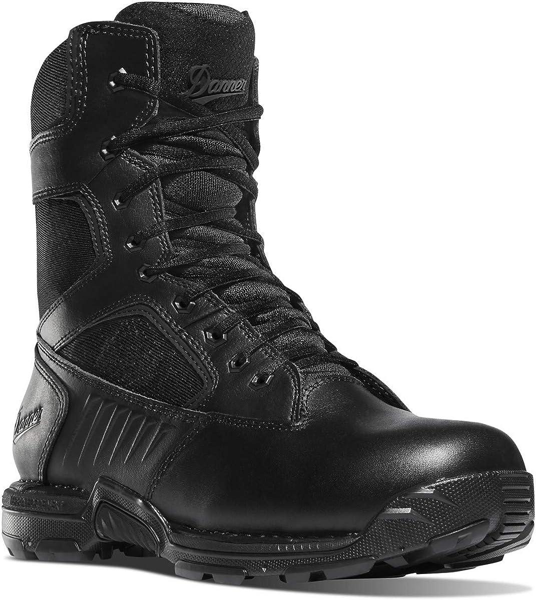 Danner Men's StrikerBolt Nippon regular agency Side-Zip Military Tactical Boot Selling rankings Bl and