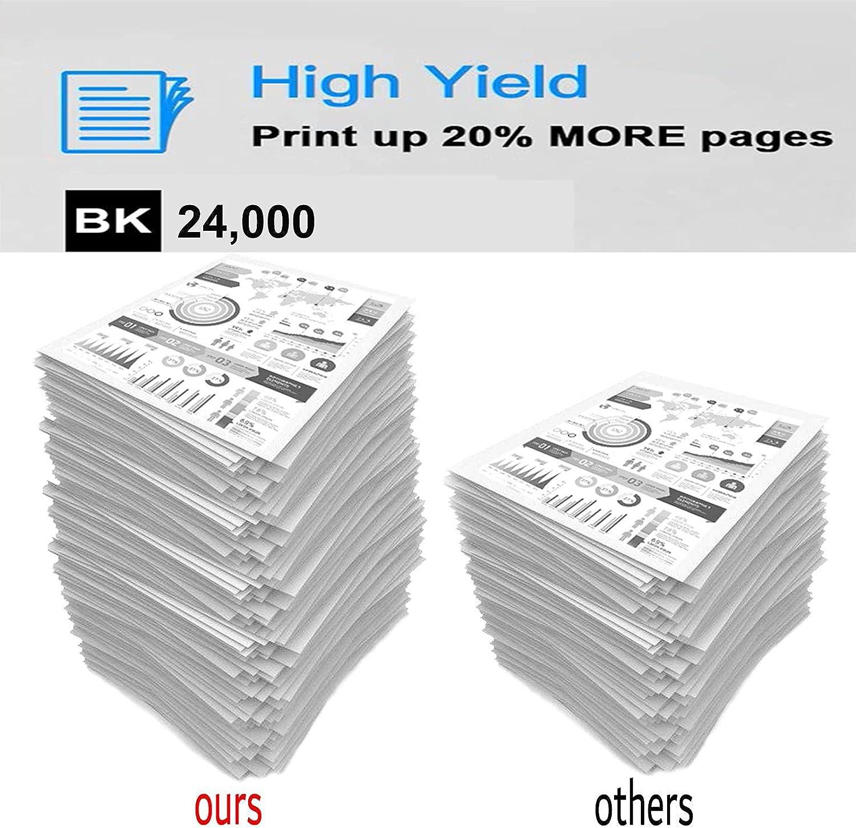 2-Pack (Black) Compatible 1230 1230c 1235 1235cn Printer Drum Unit Replacement for Dell 330-3583 Drum Kit