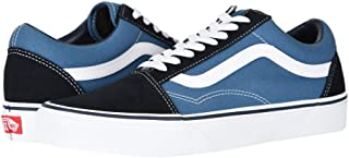Vans Unisex Old Skool (Primary Check) Black/White VN0A38G1P0S Skate Shoes