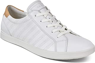 ECCO Leisure Women's Casual Shoes, White/Powder, EU