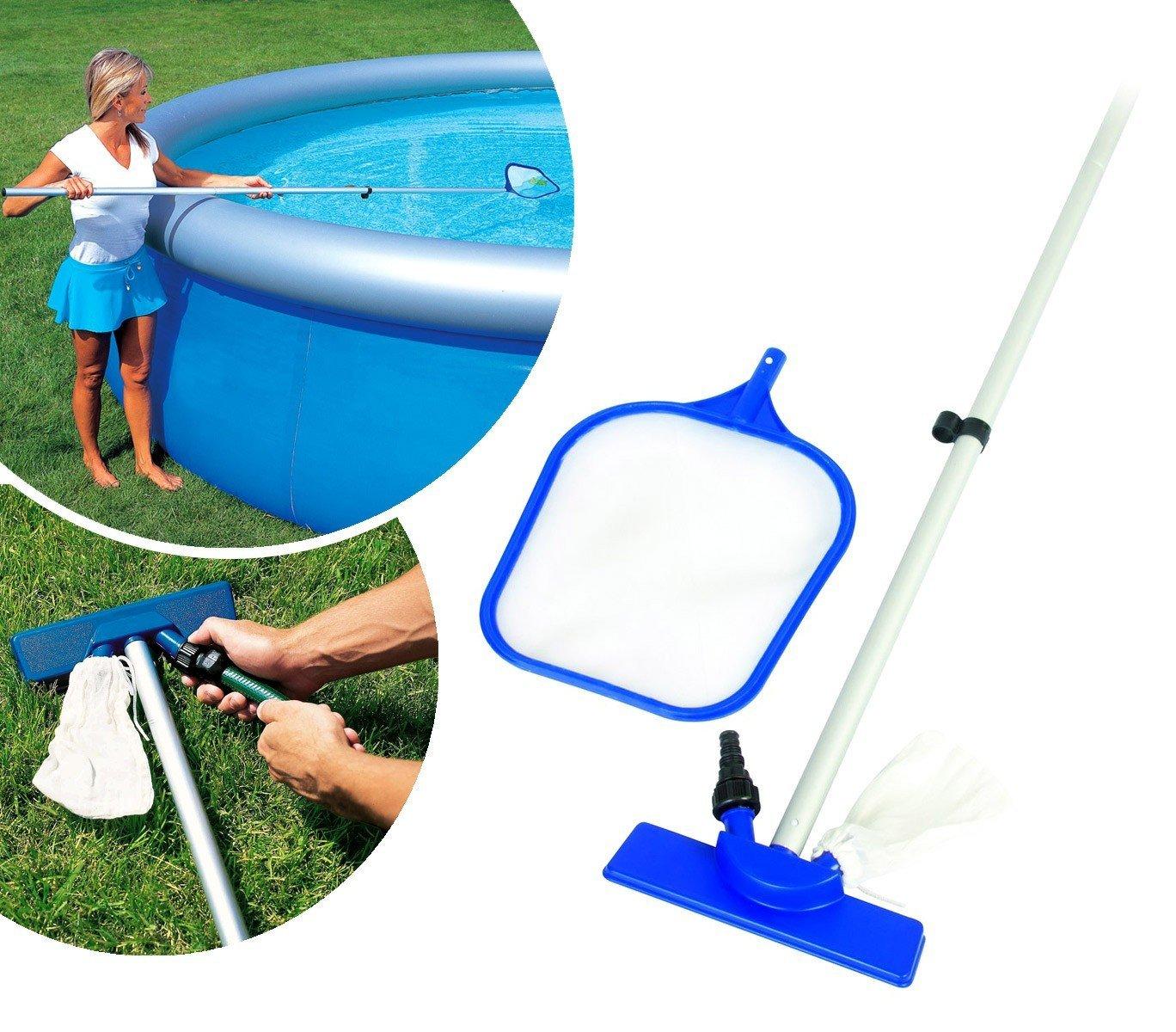 58013 Kit de Limpieza estándar para piscinas todo tipo de piscinas ...