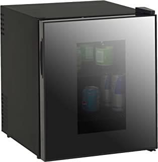 Avanti 1.7-Cubic Foot Superconductor Beverage Cooler W/Mirrored Finish Glass Door