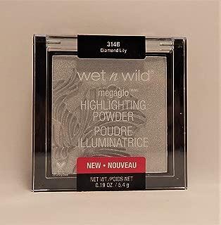 wet n wild megaglo highlighting powder diamond lily