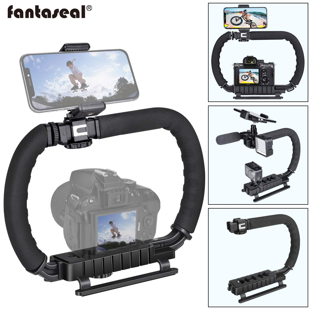 Stabilizer Steadycam Position Shooting Compatible