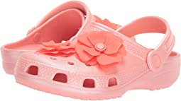 Classic Vivid Blooms Clog (Toddler/Little Kid)