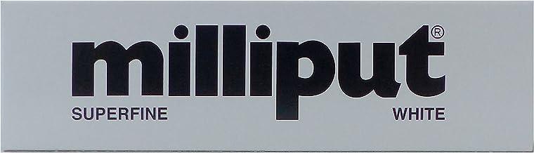 Milliput MPP-3 Epoxy Putty, 113 g, superfijn wit, 2 stuks
