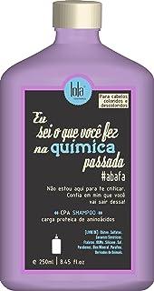 Lola Cosmetics, Shampoo Eu Sei O Que Vc Fez Na Quimica Passada, 250 ml