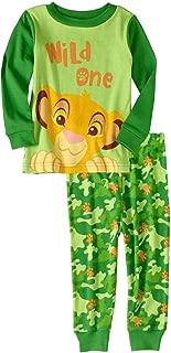 Lion King Lion Guard Wild One Baby Boys 2 Piece Sleepwear Pajama Set
