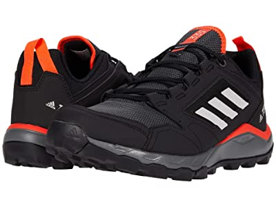 adidas Outdoor Terrex Agravic TR (Black/Grey One/Solar Red) Men