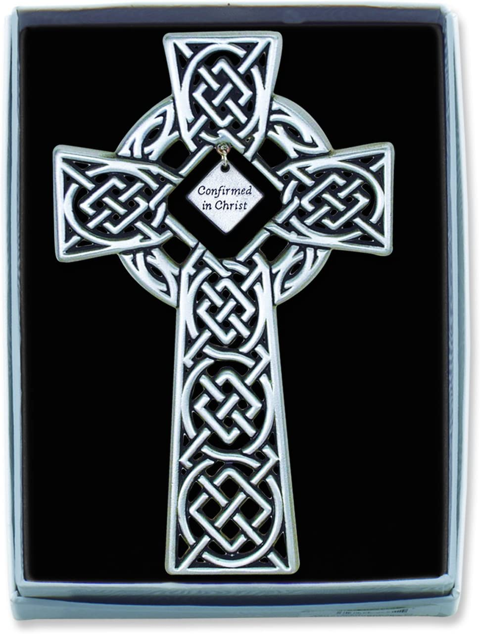 Cathedral half Art Abbey CA Gift Confirmation store Celtic 4 Wall Cross
