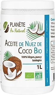 Aceite de Coco Virgen Extra Orgánico - 1 L