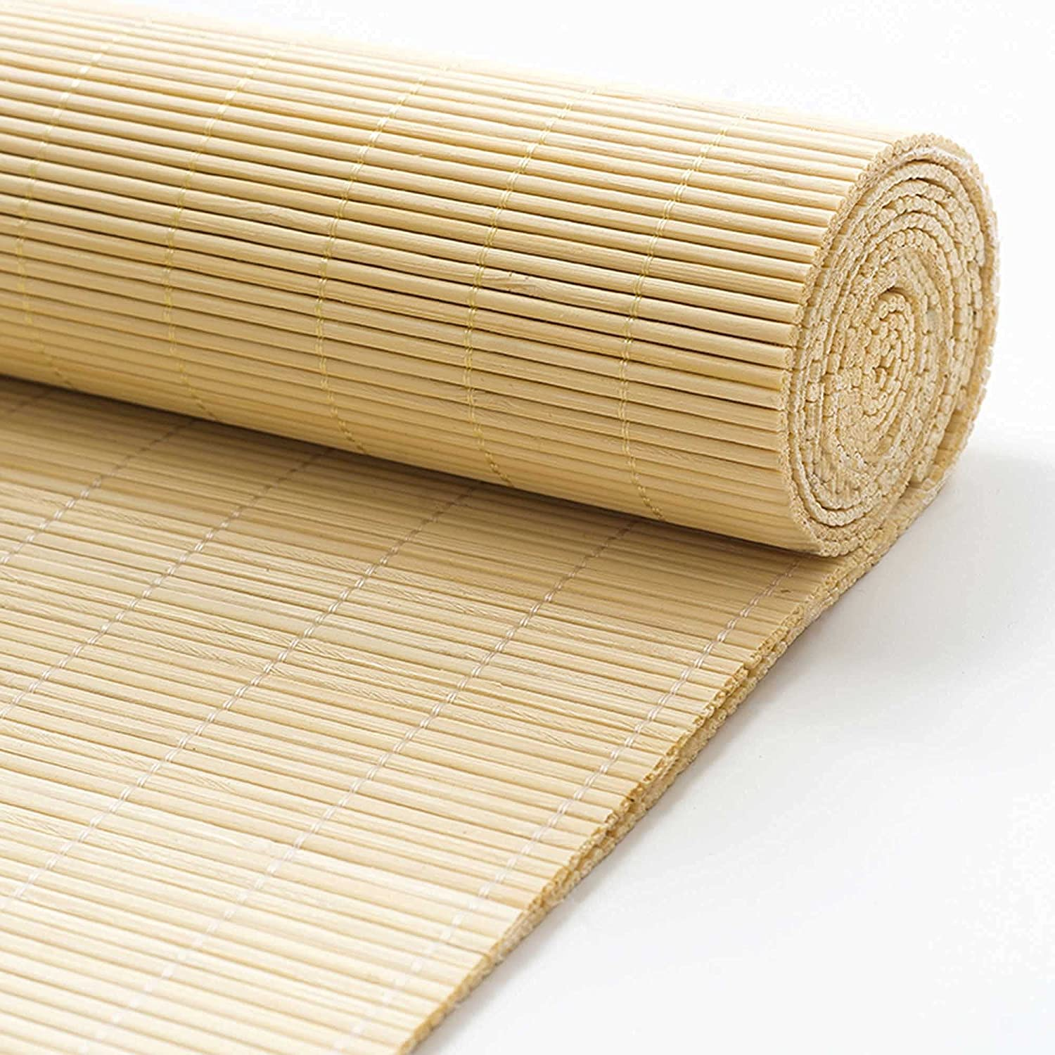 YANSW Reed Curtain Inventory cleanup selling sale Bamboo Al sold out. Blinds Curtains S Roller